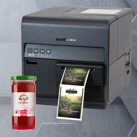 Swiftcolor label printers