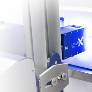UBS Aplink MRX UVLED high-resolution inkjet system